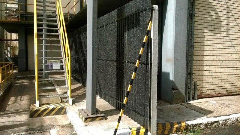 Fabrica de tapume ecológico rs