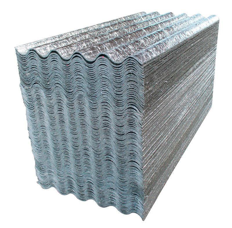 Fábrica de telhas ecológicas